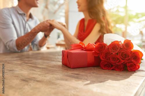 Fotografía  Celebrating Valentines Day with Soulmate