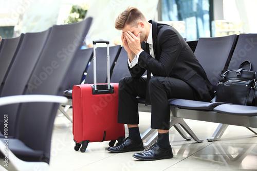 Fotografie, Obraz  delayed flight