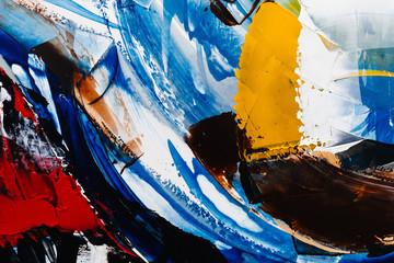 Fototapeta Abstrakcja painted abstract background