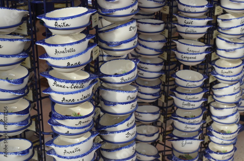 Bols prénoms traditionnels de Bretagne