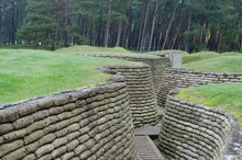 Reconstructed Trenches Made Us...