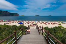 Camboinhas Beach Is Full Of Pe...