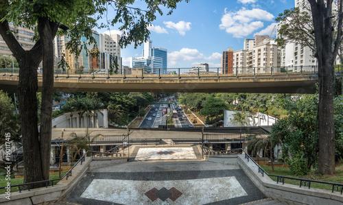 Mirante 9 de julho viewpoint - Sao Paulo, Brazil