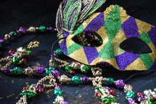 Mardi Gras Mask For Masquerade...
