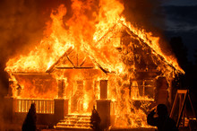 The House Is On Fire