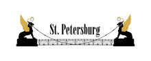 St. Petersburg City Symbol, Ru...