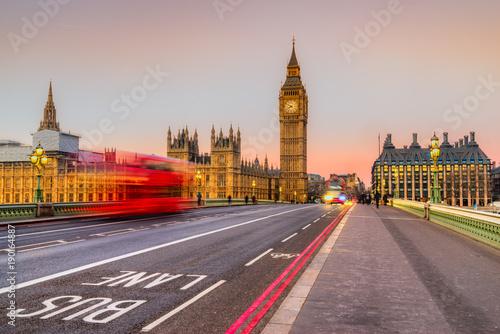The Big Ben, London, UK Wallpaper Mural