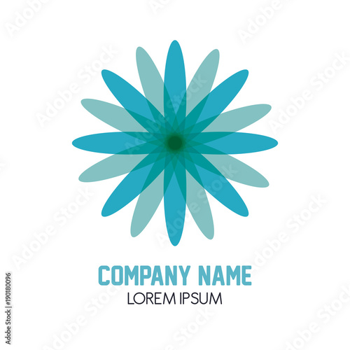 Company Name Symbol Icon Vector Illustration Graphic Buy This