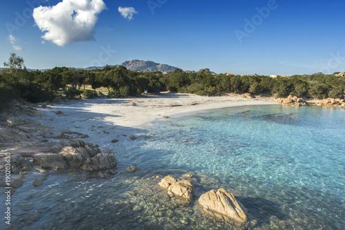 Photo  Spiaggia di Capriccioli - Costa Smeralda - Sardegna