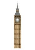 Fototapeta Big Ben - Big Ben Isolated