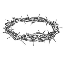 Crown Of Thorns, Easter Religi...
