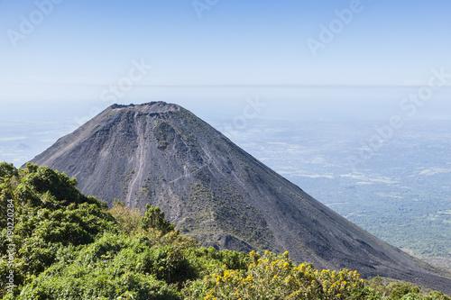 Izalco Volcano in Salvador