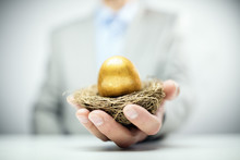 Retirement Savings Golden Nest...