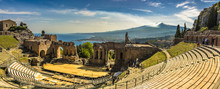 A Panoramic View Of The Ancien...