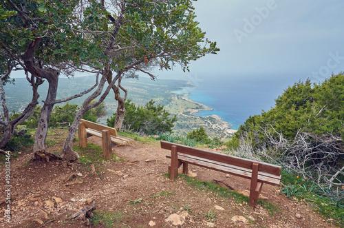 Fotografie, Obraz  Akamas peninsula national reserve, Cyprus