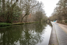 Morning View Of Regents Canal,...