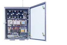 Electrical Control Cabinet Wit...