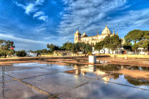 Photo  Acropolium - Saint Luis Cathedral Tunisia