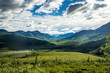 Valley in Tombstone Territorial Park, Yukon, Canada