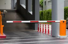 Car Park Barrier, Automatic En...