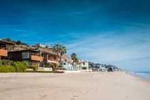 Malibu Et Ses Maisons Sur La P...
