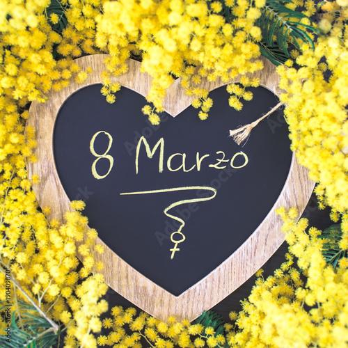 Fiori 8 Marzo Foto.La Mimosa E Il Fiore Simbolo Dell 8 Marzo Giornata Internazionale