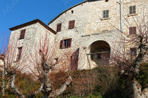 Alatri, borgo medievale in Ciociaria Wallpaper Mural