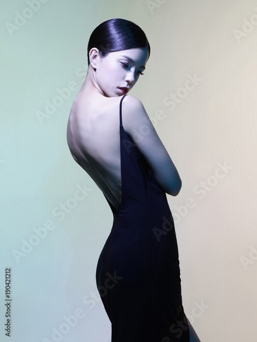 Foto op Aluminium womenART Beautiful asian woman