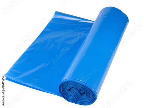 Obraz na plátně roll packages for garbage