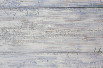 Pastel wood planks. Vintage weathered shabby white painted wood texture backg...