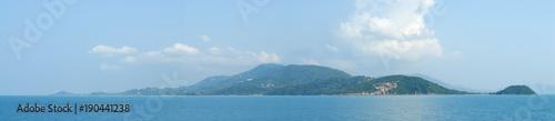 Staande foto Eiland Koh Samui island, Thailand,Panorama.