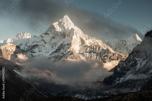 Ama Dablam mountain Wallpaper Mural
