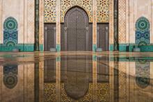 View Of Hassan II Mosque's Big...