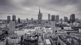 Fototapeta Miasto - Warszawa centrum