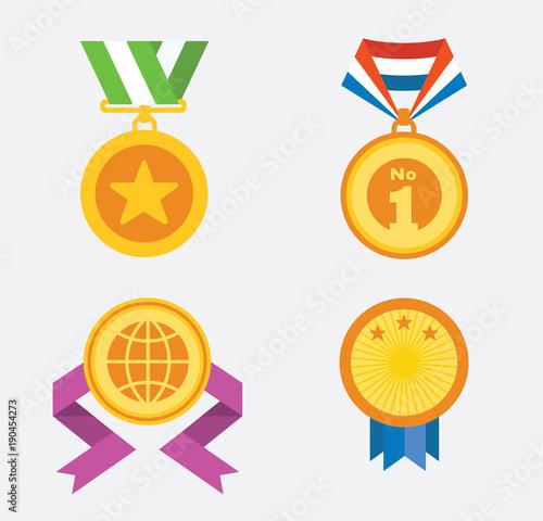 Medal Collection Set IV
