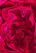 Pretty Marble Red And Deep Red Background In Bold Colors