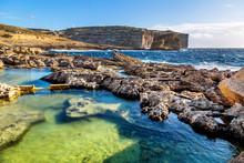 Malta, Gozo Island. Beautiful ...