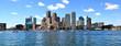 Boston Skyline Panoramic
