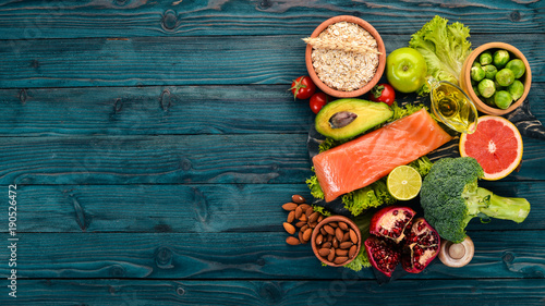 Fotografia  Healthy food