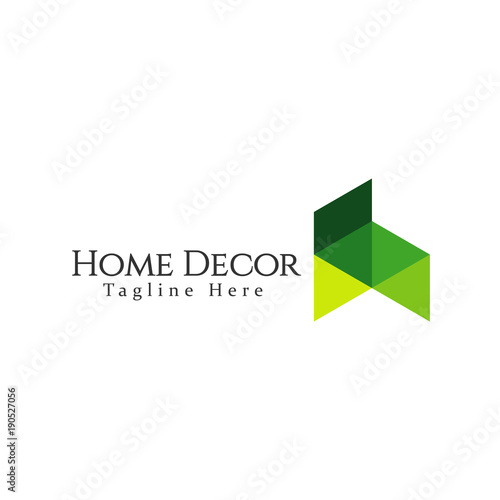 Home Decor Logo Vector Template Design Buy This Stock Vector And