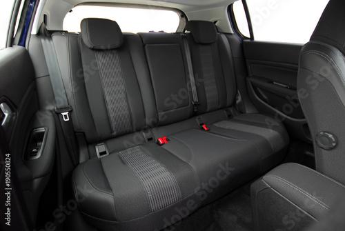 Carta da parati rear car seat