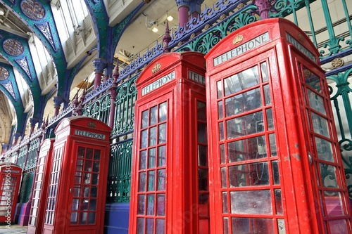 Obraz na plátně  London, UK