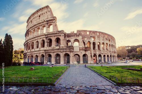 Zdjęcie XXL Koloseum w Rzymie