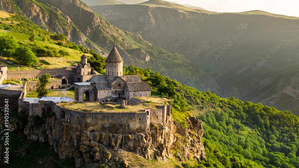 Fototapety, obrazy: Tatev monastery, Armenia