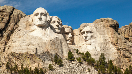 Mount Rushmore Landscape