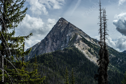 Fotografie, Obraz  Mount Loki
