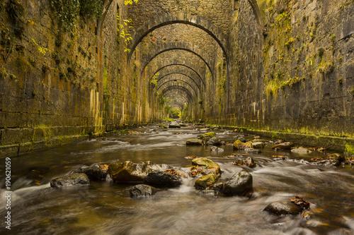 Plakat Jesień w Pirenejach