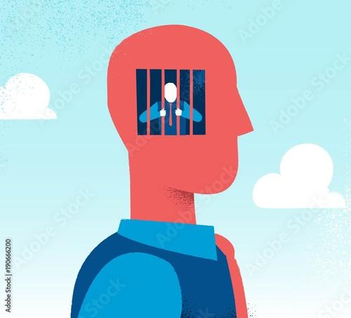 Obraz na plátně Prigionieri di se stessi