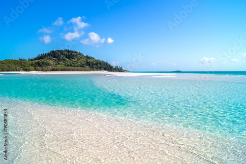 Foto op Plexiglas Oceanië Whitehaven Beach, Australien
