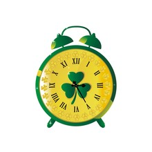 Saint Patrick Day - COIN CLOCK